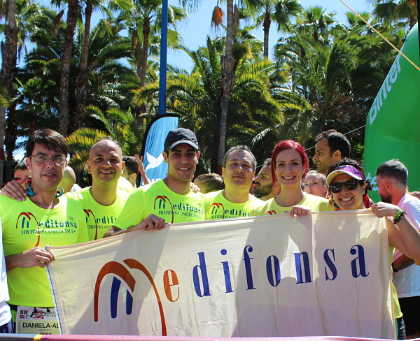 Medifonsa in the 3rd edition of the Race of Companies